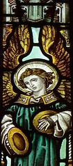 Carlton-in-Lindrick, St John the Evangelist, Nottinghamshire - Stained Glass Windows