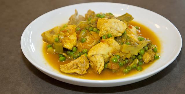 Chicken Artichoke Tagine-1
