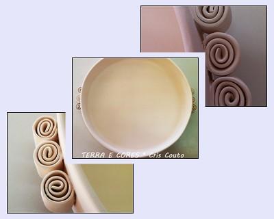 Assadeira Redonda 3 caracois by cris couto 73