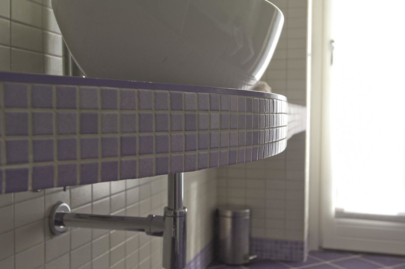 Bagno in muratura idee mammeonline - Bagno muratura mosaico ...