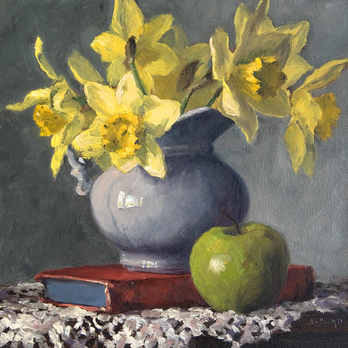Daffodils and Vasari