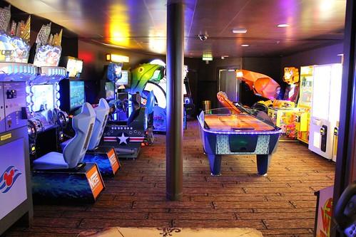 Arr-cade arcade