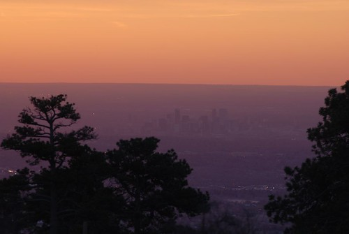 Dawn Above Denver by Get The Flick