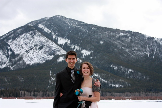 Rocky Mountain Bride & Groom