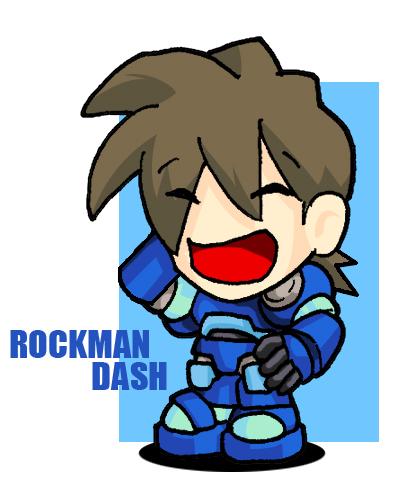 rockmandash