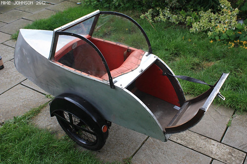 Bikes With Sidecars Ebay Watsonian bicycle sidecar by