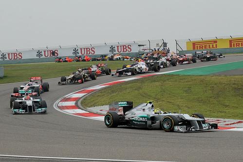 CHINESE GRAND PRIX F1/2012