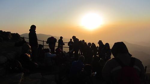 20120413-14 소백산 야간산행