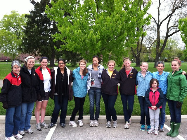 Service Club Supports Bexley Clean-Up