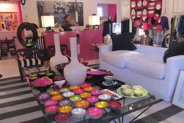 The Rose, Ibiza interiors, art & fashion store