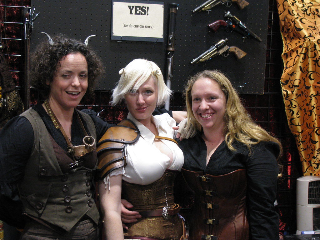 Steampunk Trouble!