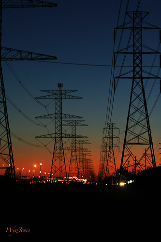sunset lights energy texas houston powerlines electricity np samhoustontollroad northhouston veteranshighway wyojones