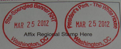 National Park Passport Stamps