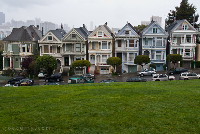 Painted Ladies - San Francisco
