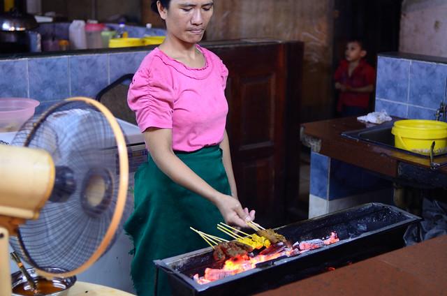 2012.03.31 Kota Kinabalu / Apollo Satay