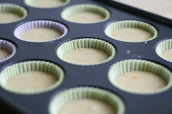 Orange Cupcakes 8