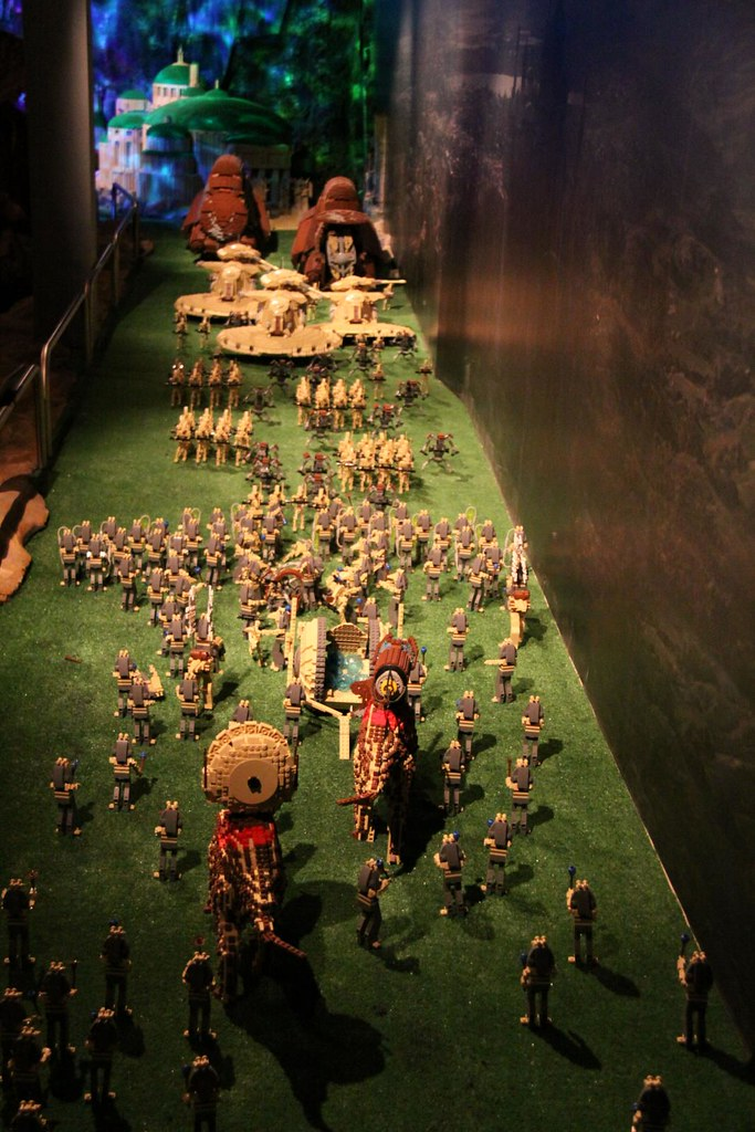 Star Wars Experience - Legoland