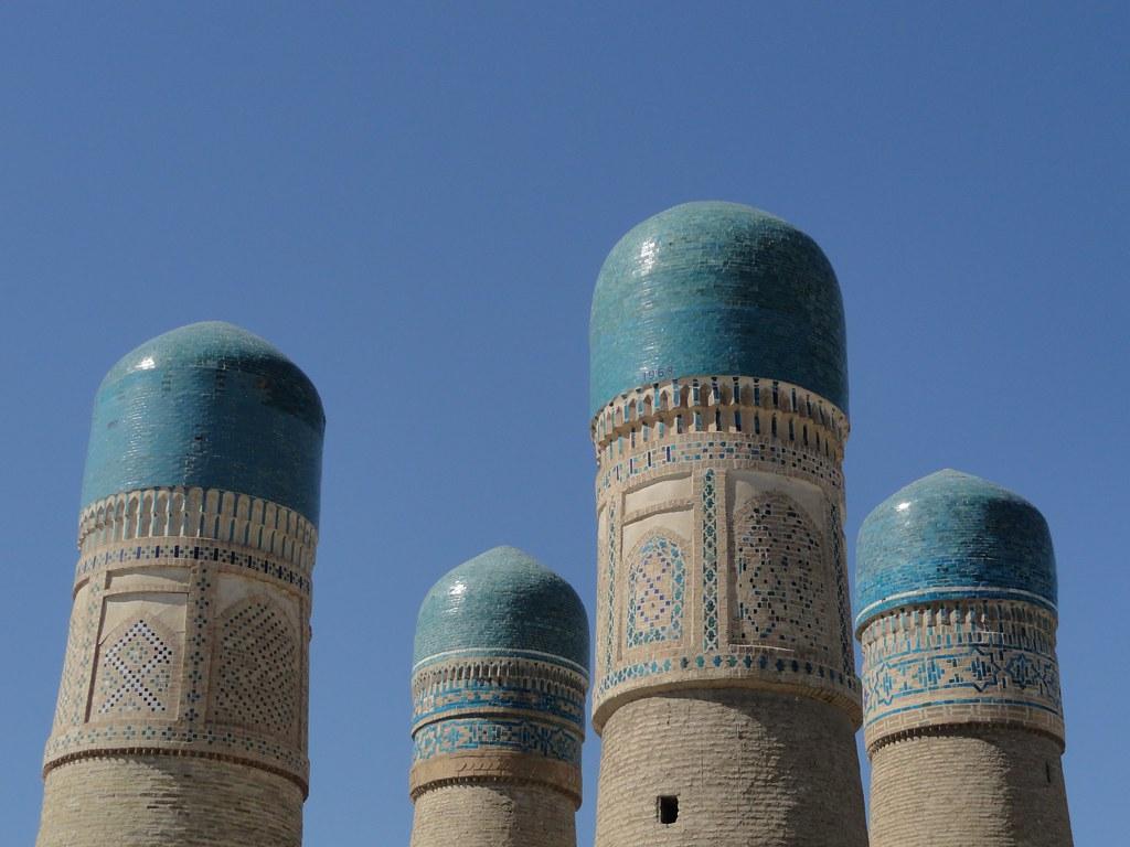 Char Minar, Bukhara (Uzbekistan)