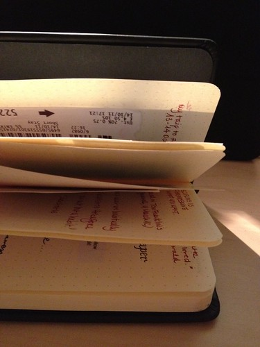 Day 145 of Project 365: Journal Pages