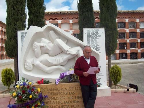 Juan Pérez Montilla, hijo de fusilado y colaborador.