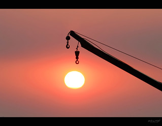 hoist the sunset