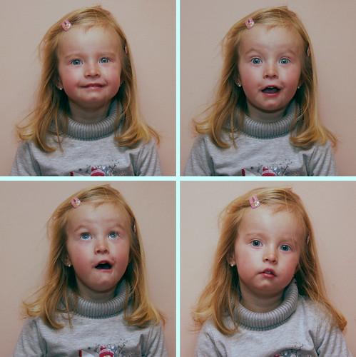 Nora Portraits