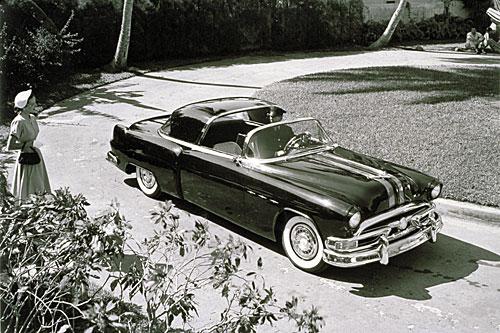 54 Pontiac Parisianne