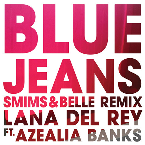 ldr-azealia-blue-jeans-remix-cover
