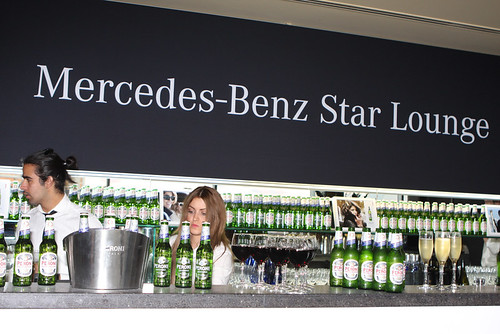 Mercedes - Benz Star Lounge by Eva Rinaldi Celebrity and Live Music Photographer