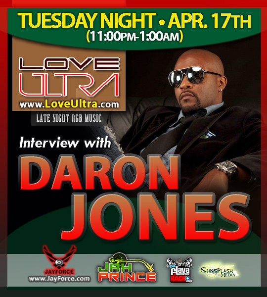 Daron Jones Interview