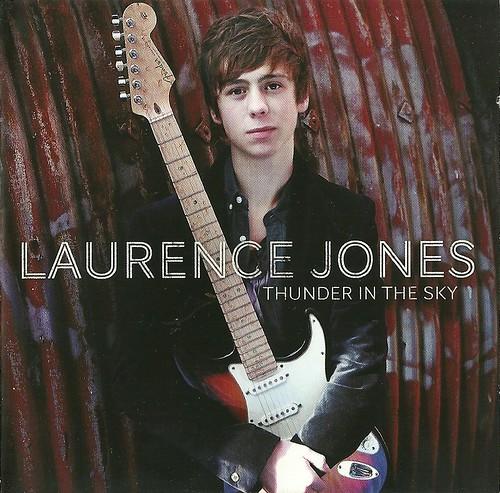 Laurence Jones CD Cover