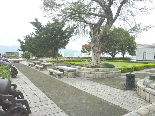 C-Macao - Vieille Ville-Forteresse et Musee (4)