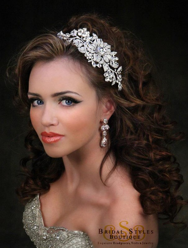 Bridal Styles Boutique Elegant Crystal Hair Comb