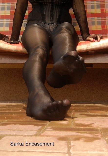 sextreff münchen pantyhose encasement