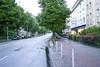 Viertelfinale Euro2012 - Leere Straßen in Deutschland