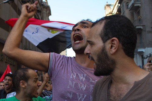 Morsi announced as president