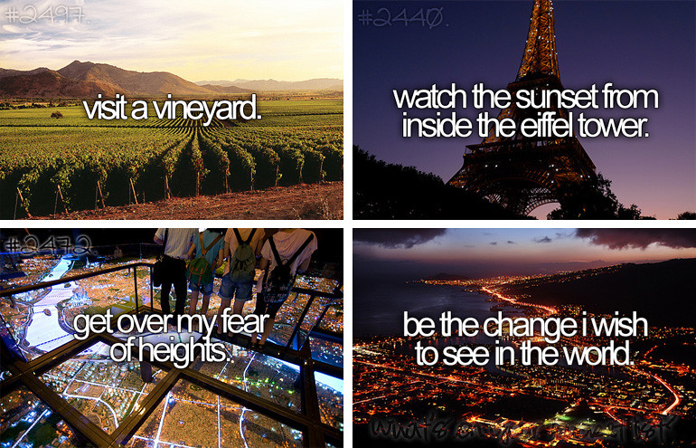 before i die change'