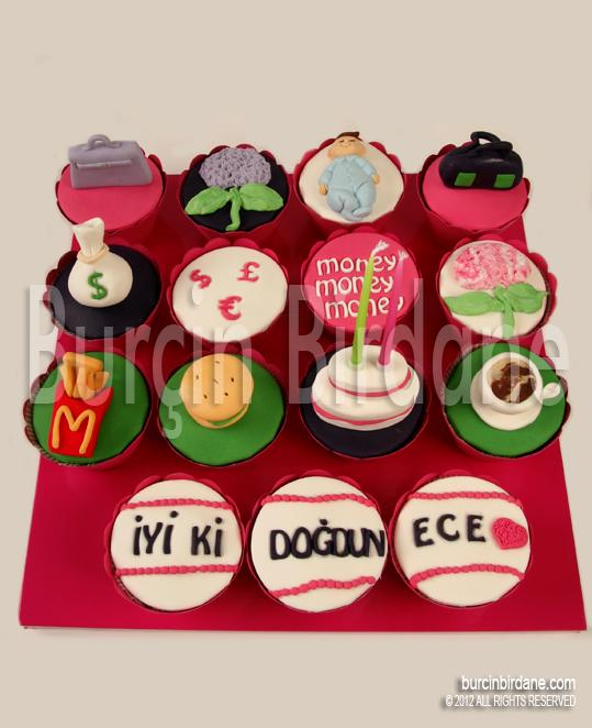 mcdonalds cupcake