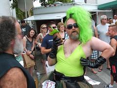 Drag Racing in Key West!