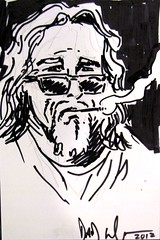 The Dude sketch