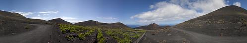 Monumento Natural de Los Volcanes de Teneguía, Fuencaliente, Isla de La Palma