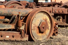 Retired Railroad Equipment