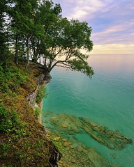 """Superior View""  Pictured Rocks National Lakeshore(Beaver Basin Wilderness) by Michigan Nut"