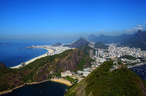 Rio de Janeiro is now officially urban cultural  World Heritage.