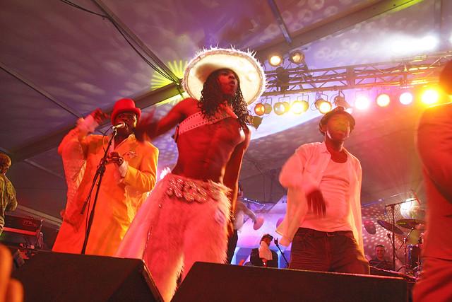 Smithsonian Folklife Festival Bring Back The Funk Concert Wed 27 June 2012  (360)