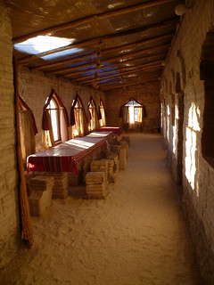 Hôtel de sel au coeur du Salar D'Uyuni