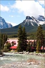 Travel Lodge near Banffe
