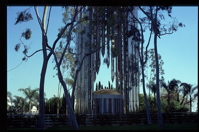 Crystal Cathedral Garden Grove California Flickr