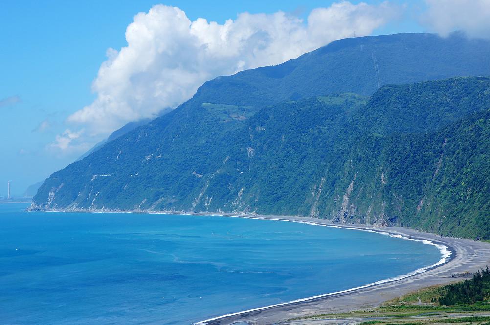 萼溫斷崖,朝陽步道-093
