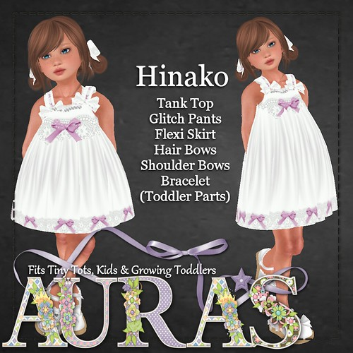 Hinako in Pink by AuraMilev